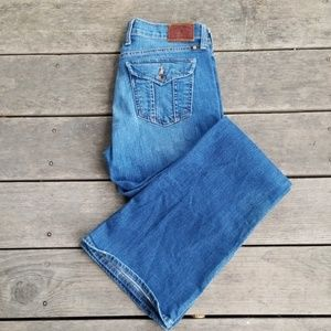Lucky sweet'n flare Jean's size 28